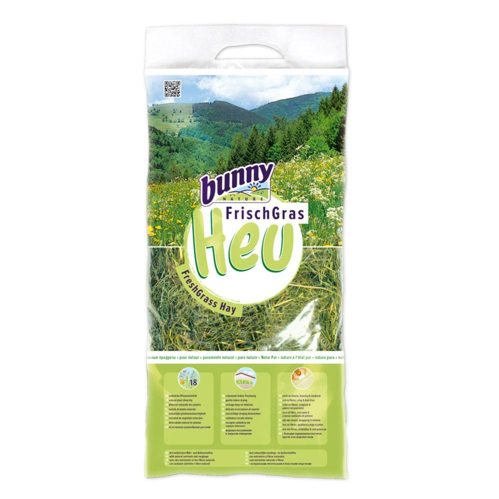 Bunny Nature - FreshGrass Hay Pure Nature (3kg)