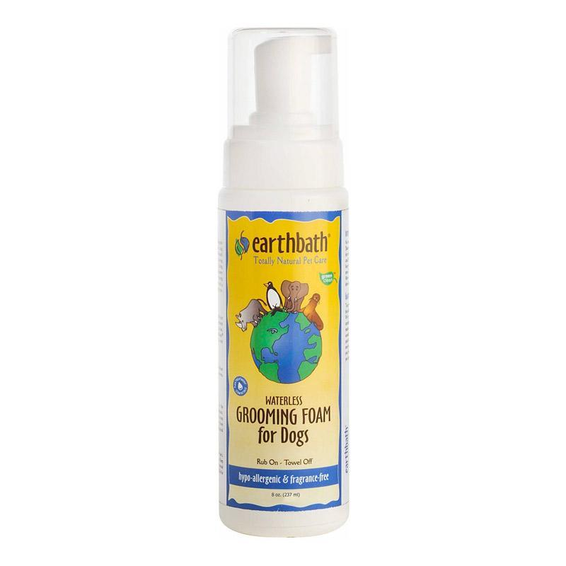 earthbath - Hypoallergenic Grooming Foam for Dogs