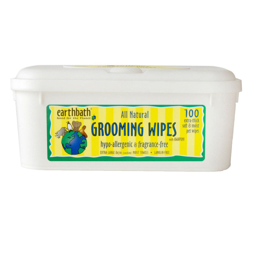 Pet Grooming Wipes for Cats and Dogs