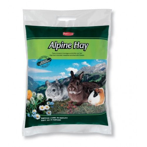 Alpine Hay for Rabbit Guinea Pig Chinchilla Padovan