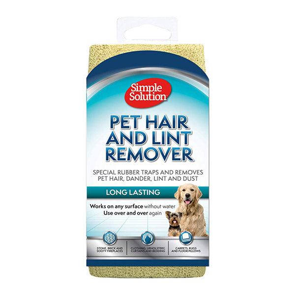 Simple Solution - Pet Hair & Lint Remover