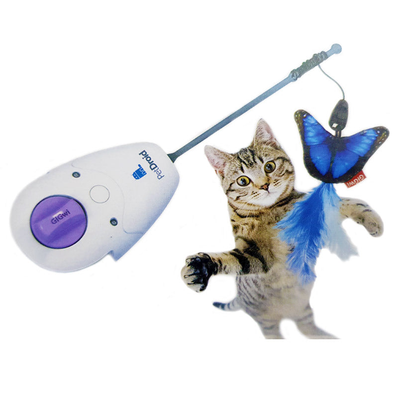 Cat Teaser Toy Interactive Cat Toy