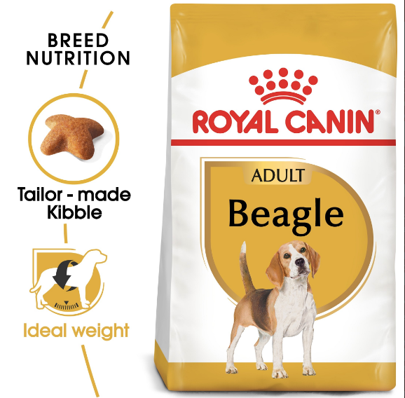 Royal Canin - Breed Health Nutrition Beagle Adult (3kg)