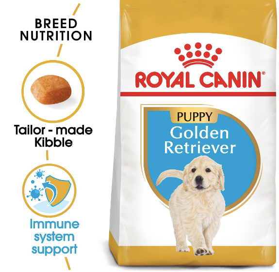 Royal Canin - Breed Health Nutrition Golden Retriever Puppy (12kg)