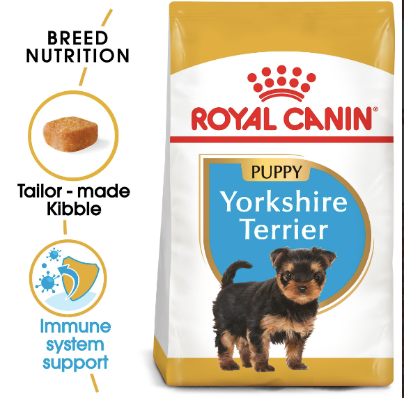 Royal Canin - Breed Health Nutrition Yorkshire Puppy (1.5kg)