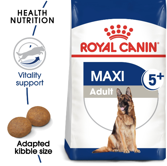 Royal Canin - Size Health Nutrition Maxi Adult 5+ (15kg)