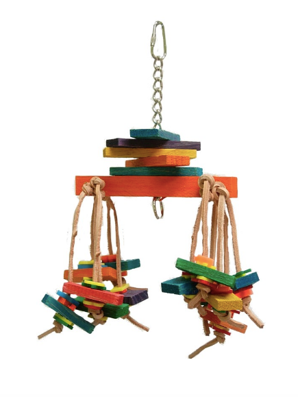 Zoo Max - Picatchou Bird Toy