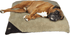 All For Paws - Lambswool Pillow Bed Dog Brown (Medium)
