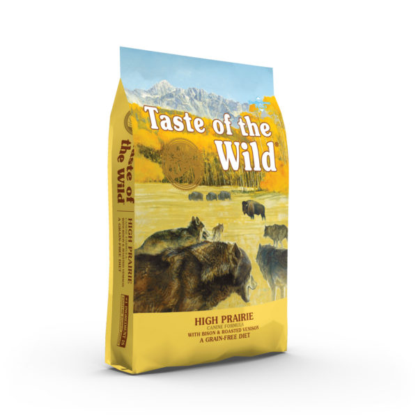 Taste of the Wild - Dog Dry Food High Prairie Canine Recipe