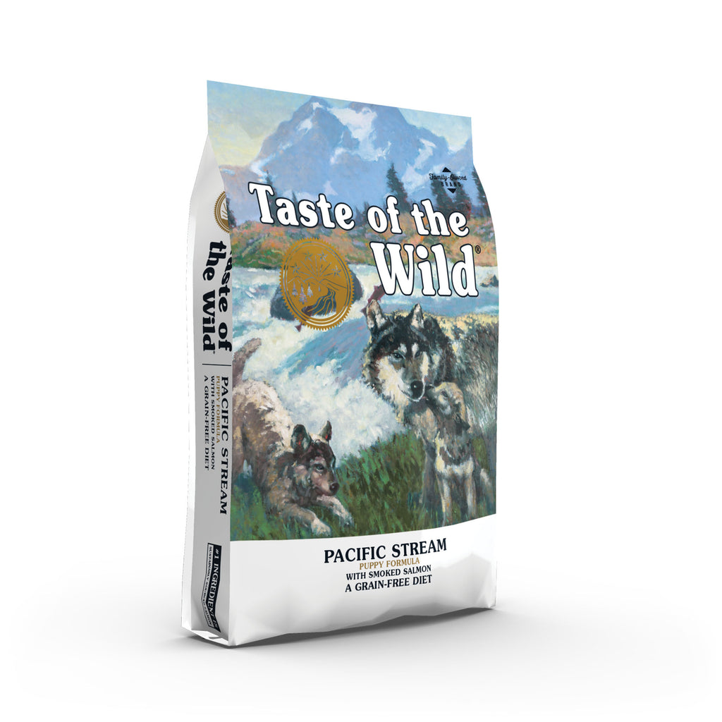 Taste of the Wild Pacific Stream Puppy Dry Food