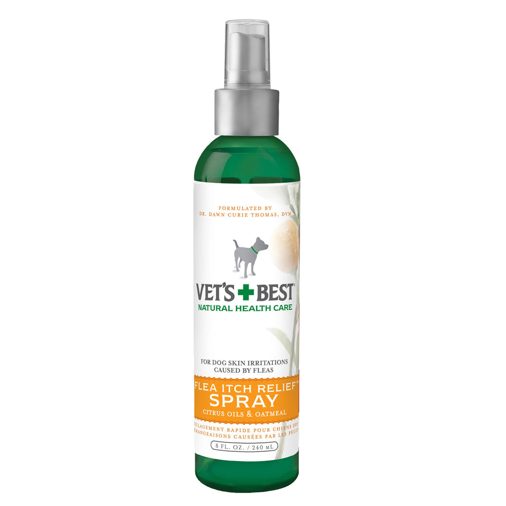 Vet's Best - Flea Itch Relief Spray (8oz)