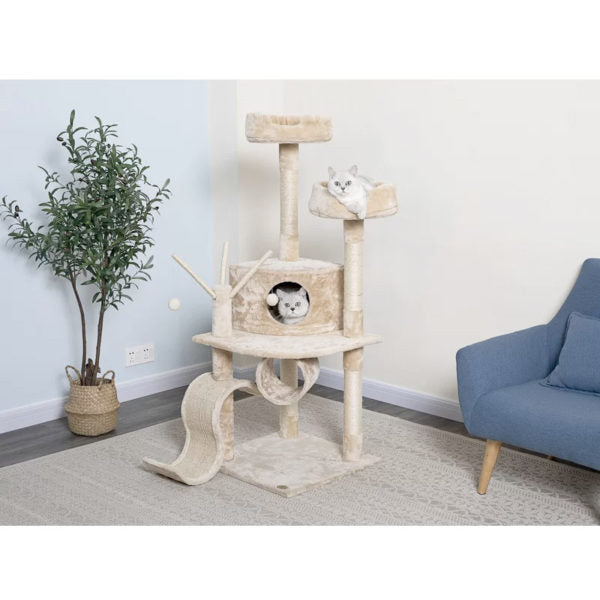 Go Pet Club - Whiskers Cat Tree (Medium)