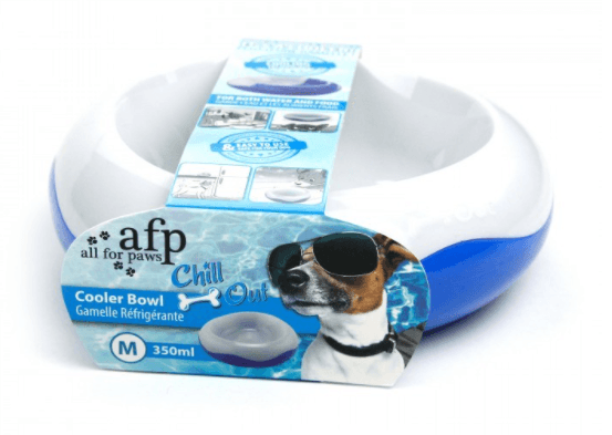 All For Paws  - Chill Out Cooler Bowl