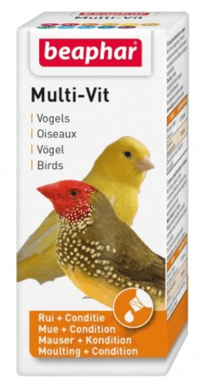 Beaphar - Multivitamin Bird New Formula (20ml)