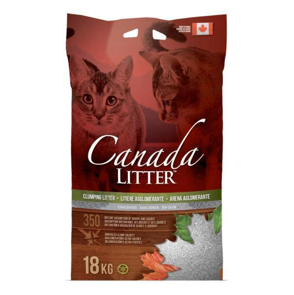 Canada Litter - Clumping Cat Litter (Unscented)