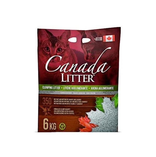 Canada Clumping Cat Litter