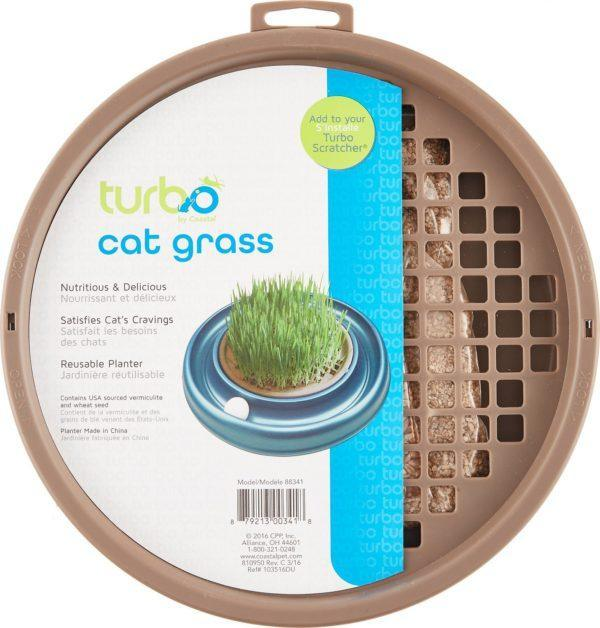Bergan - The Turbo Cat Grass
