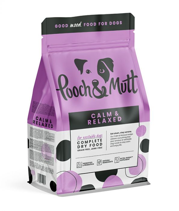 Pooch & Mutt - Calm & Relaxed Dog Food