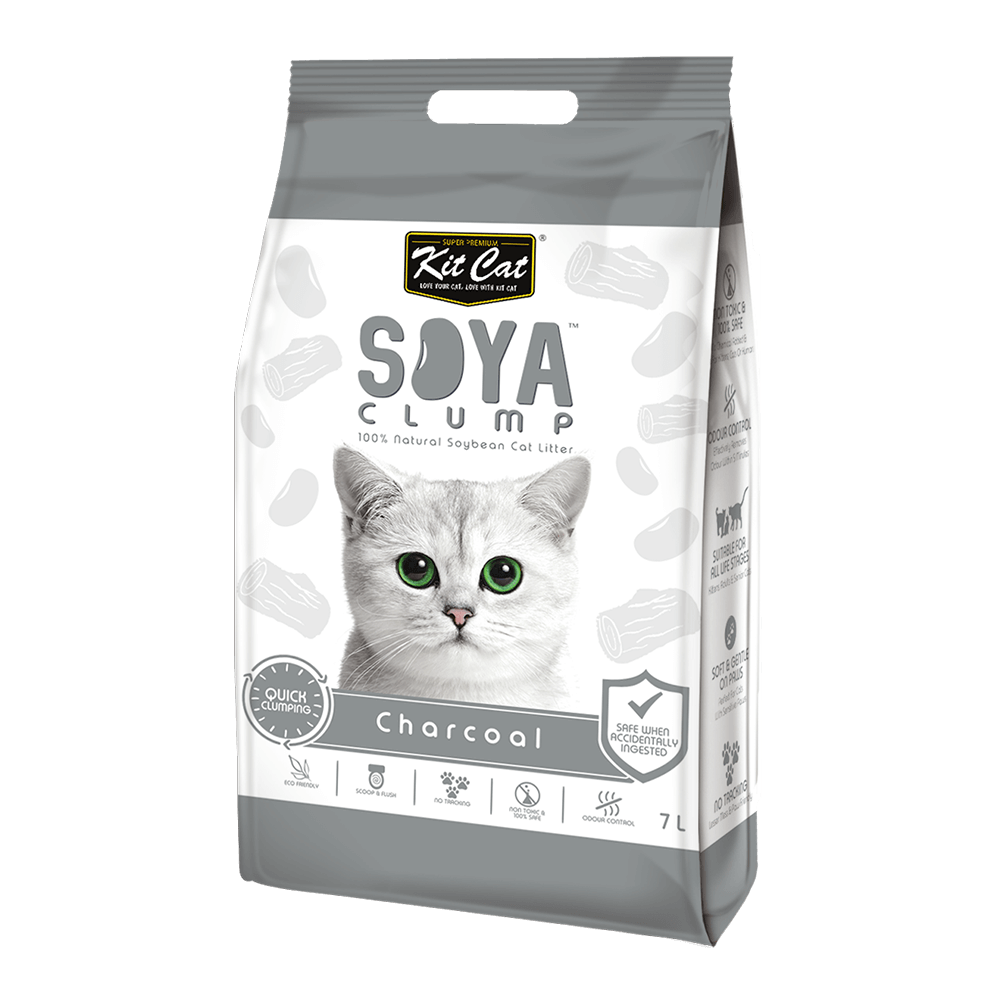 Clumping Cat Litter soya Kit Cat