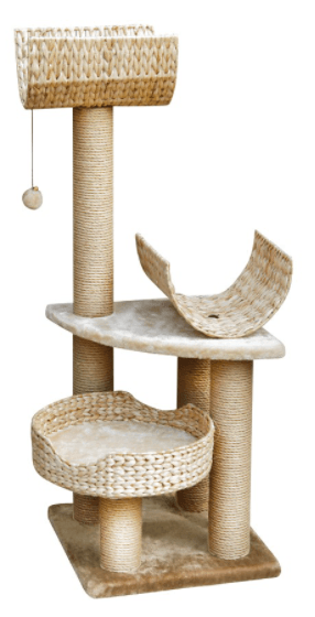 Fauna - Palucco Cat Play Tower (Beige)
