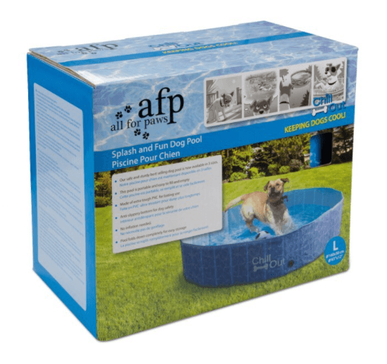 All For Paws - Chill Out Splash & Fun Dog Pool