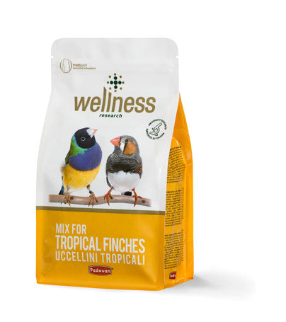 Padovan - Wellness Tropical Finches (1kg)