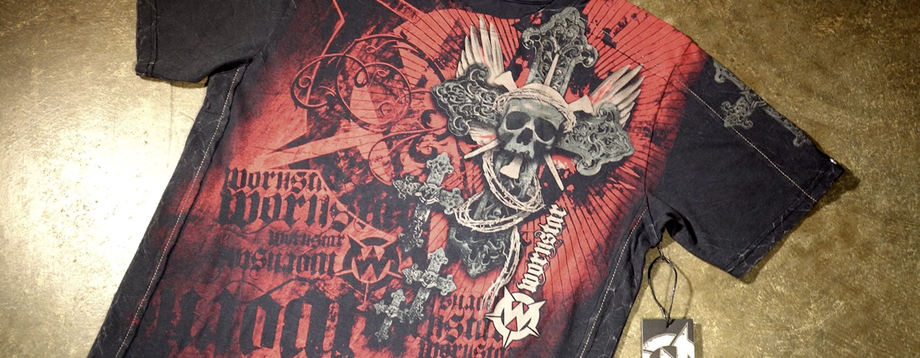 Wornstar Resurrection Tee