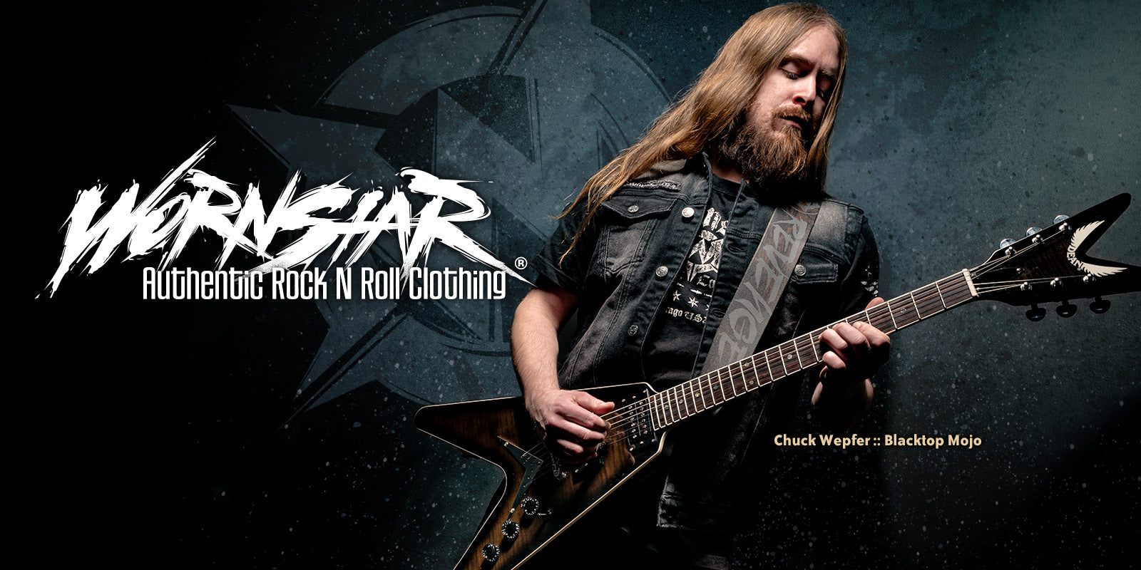 Wornstar Clothing Company | Authentic Rock N Roll Clothing