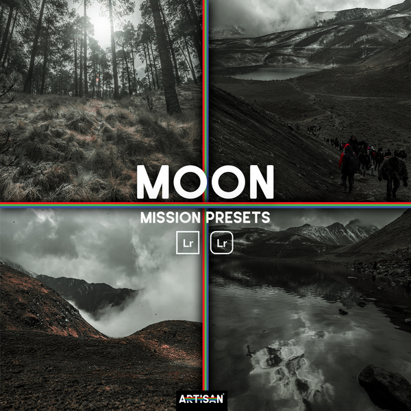 MISSION® //LIGHTROOM Presets