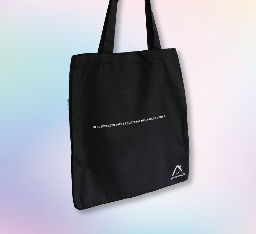 Tote bag -  Distancia de seguridad
