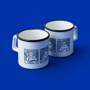 Three Comic Mug