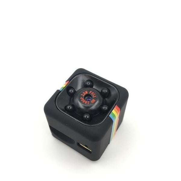 1 MINI CAMERA + WATERPROOF SHELL - Rite Gadgets
