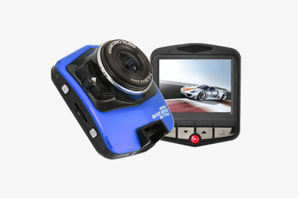 Full HD Night Vision Car Dash Camera - Rite Gadgets