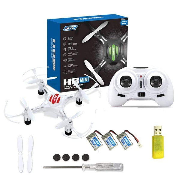Mini 6-Axis Gyro RC Quadcopter Headless Mode Remote Control Drone with camera - Rite Gadgets