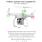 quadcopter drone l universal tripod, magic arm, - Rite Gadgets