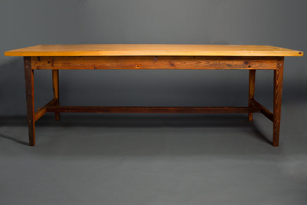 Stretcher Base Signature Farm Table
