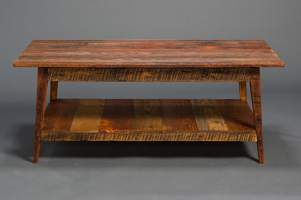 Signature Coffee Table with Shelf