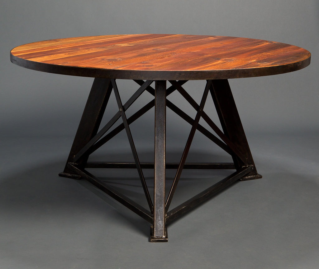 Round Center Table – Landrum Tables