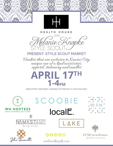 SCOOBIE and Style Scout Pop Up Shop