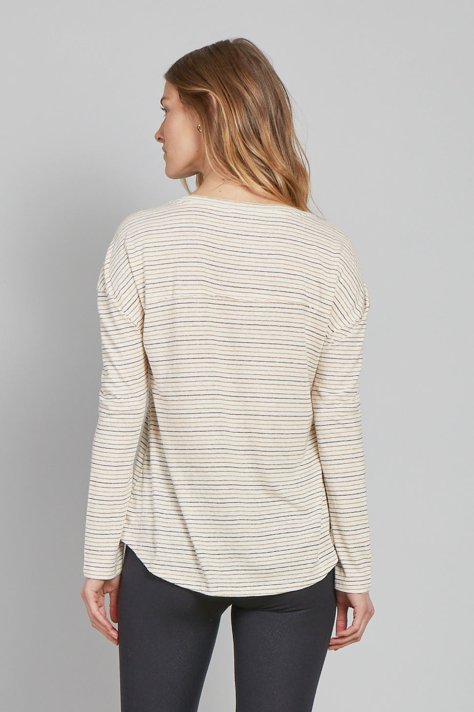 Jayda Stripe Long Sleeve