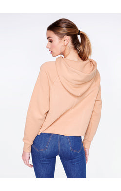 Tan Stripe Sweatshirt