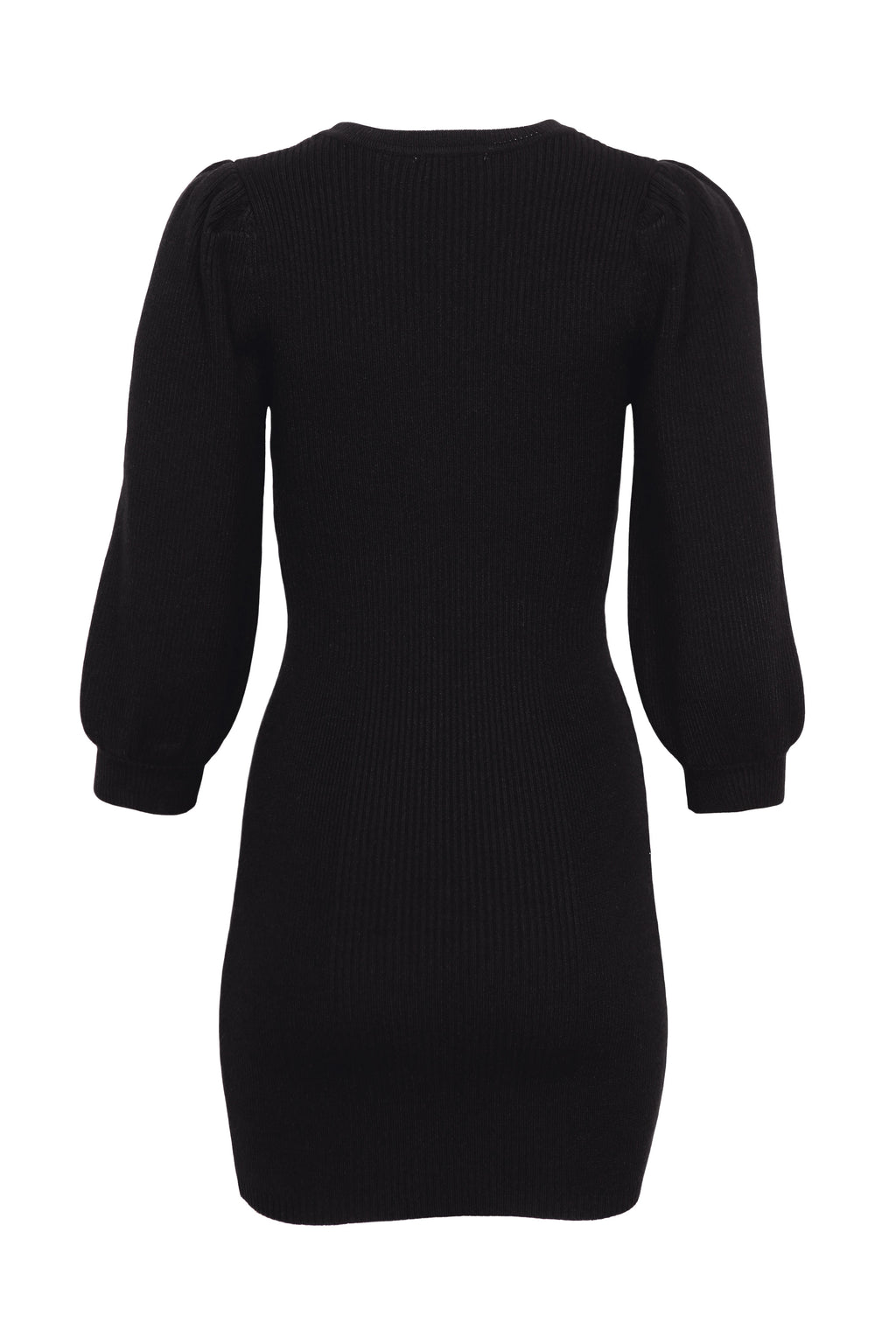 Bri Puff Sleeve Sweater Dress