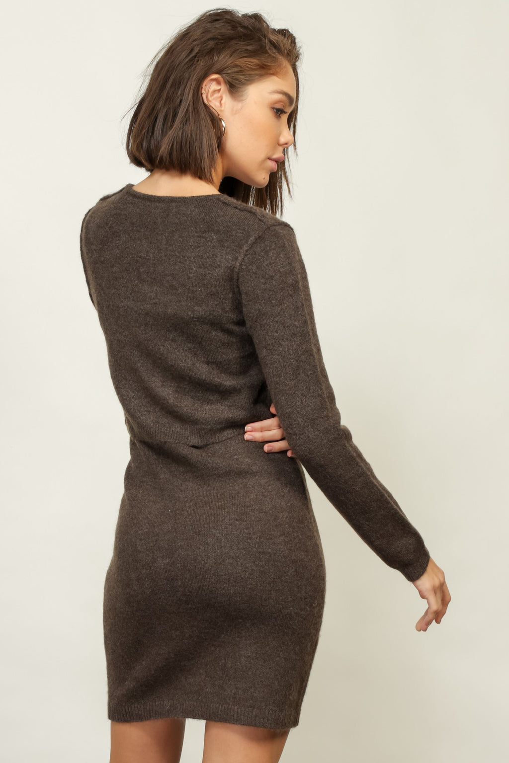 Haven Sweater Dress