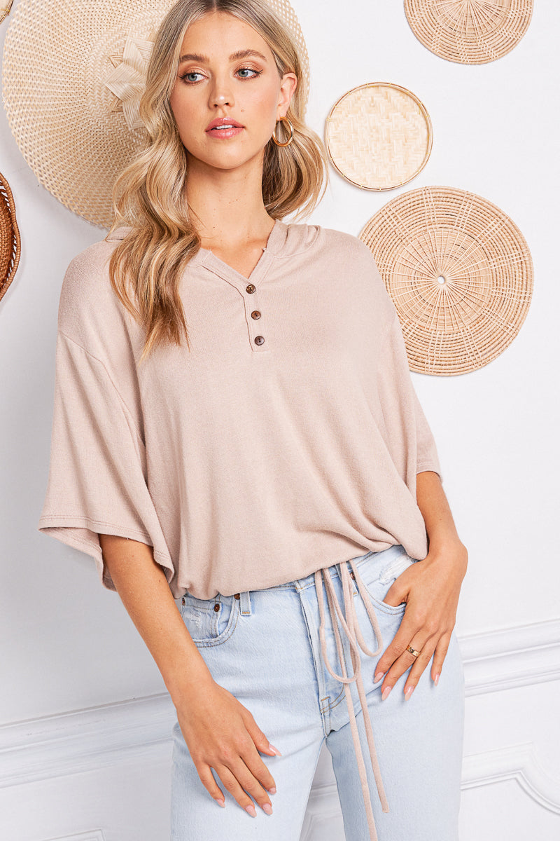 Coconut Sand Top