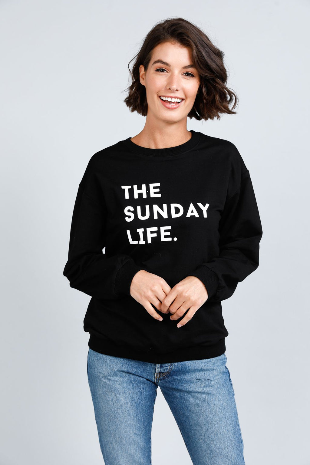 Sunday Life Sweatshirt