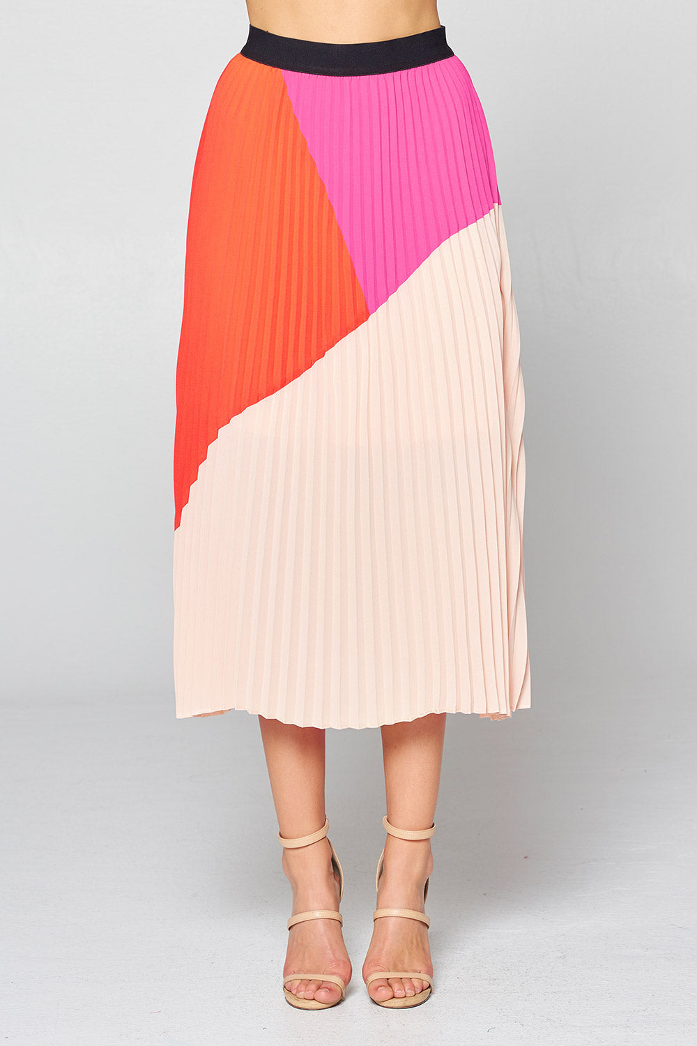 Touch of Pink Neon Skirt