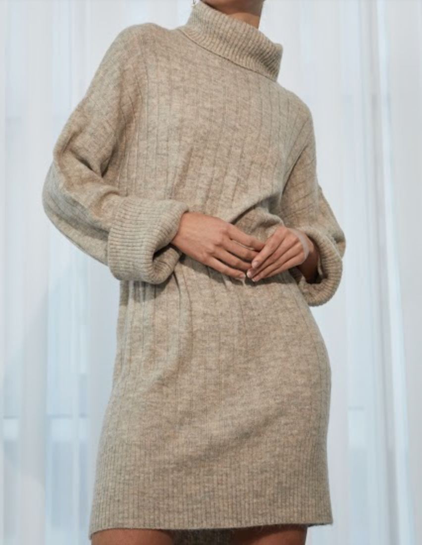 Madelyn Sweater Dress