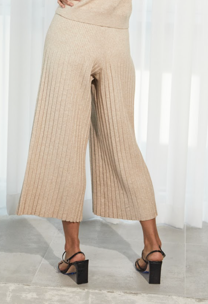 Reagan Ribbed Pants