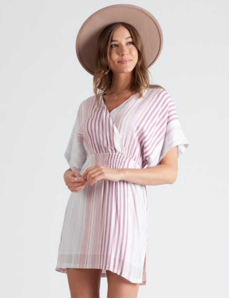 Lucca's Stripe Dress