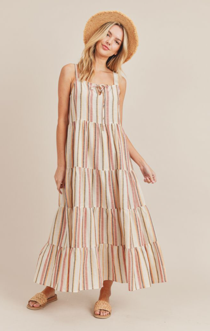 Faithful Strip Maxi